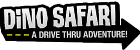 Dino Safari | A Drive Thru Adventure Logo